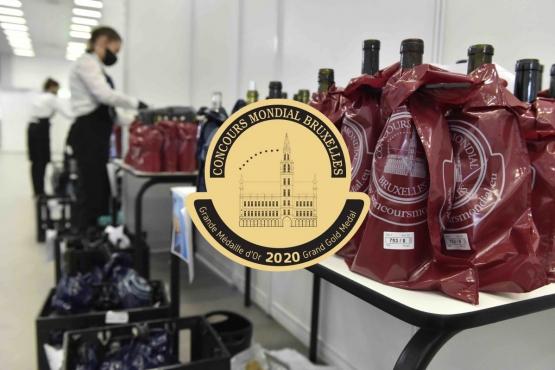 Mrva & Stanko najúspešnejšie slovenské vinárstvo Concours Mondial de Bruxelles 2020