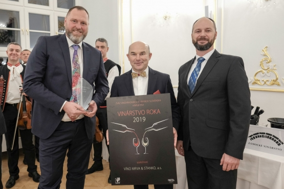 Víno Mrva & Stanko – Vinárstvo roka 2019