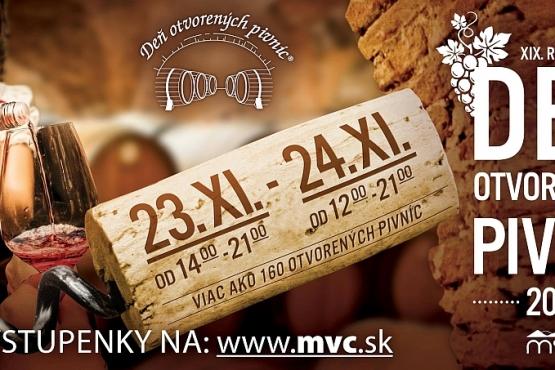 Deň otvorených pivníc 2018 v Mrva & Stanko