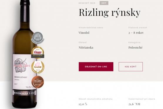Ako objednať vína Mrva & Stanko online?