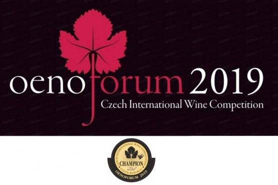Cabernet Sauvignon šampiónom červených vín Oenoforum 2019