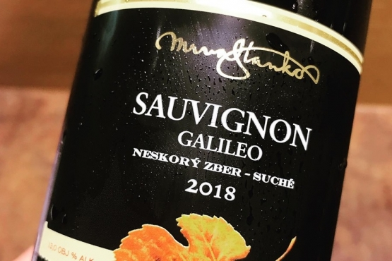Degustačný set nových vín 2. plnenia Mrva & Stanko v ponuke