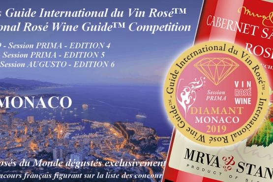 Ružový diamant z Monaka