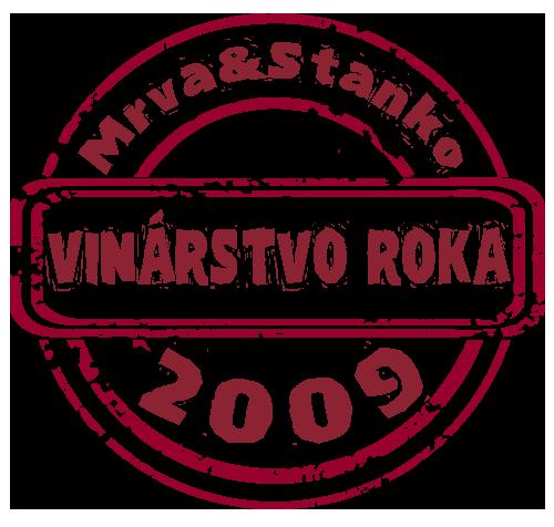 Vinárstvo roka 2009