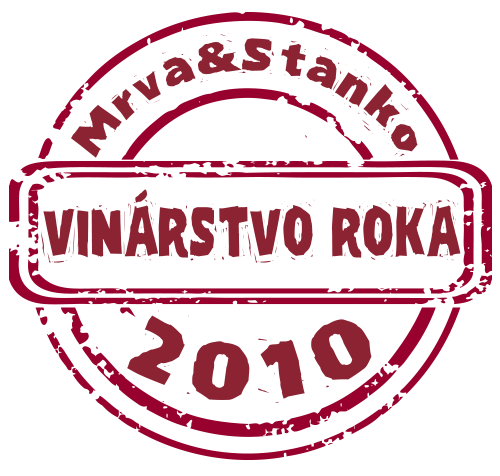 Vinárstvo roka 2010