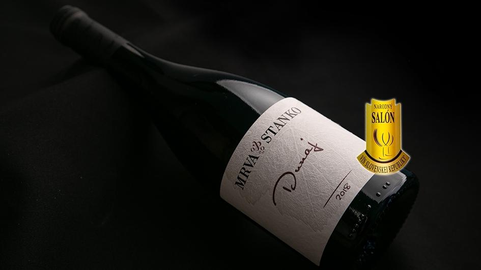 Dunaj a Rizling vlašský šampiónmi Národného salónu vín 2020