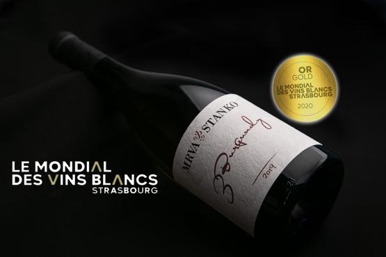 Cuvée 3 Burgundy šampiónom vo Francúzsku