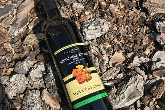 Objednajte si degustačný set mladých vín MRVA & STANKO z ročníka 2019
